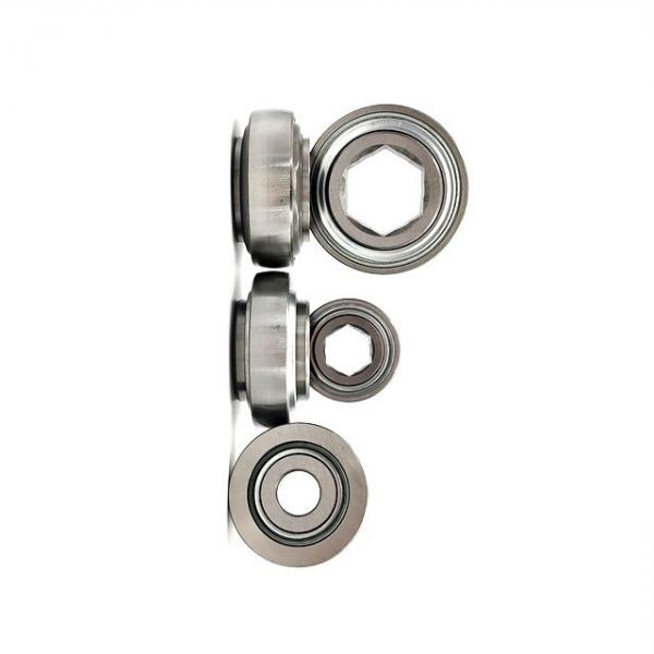 NSK 6206 deep groove ball bearing #1 image